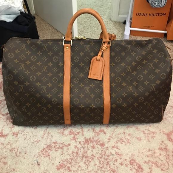 8ca7475004de Louis Vuitton Handbags - Louis Vuitton authentic keepall 60